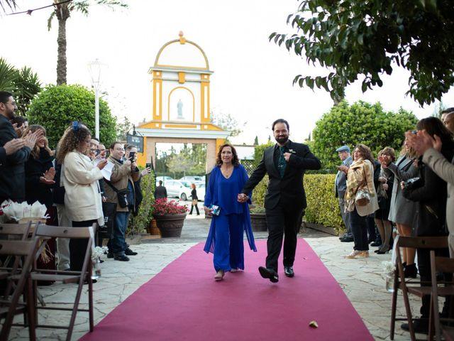 La boda de Alberto y Ana  en Museros, Valencia 15