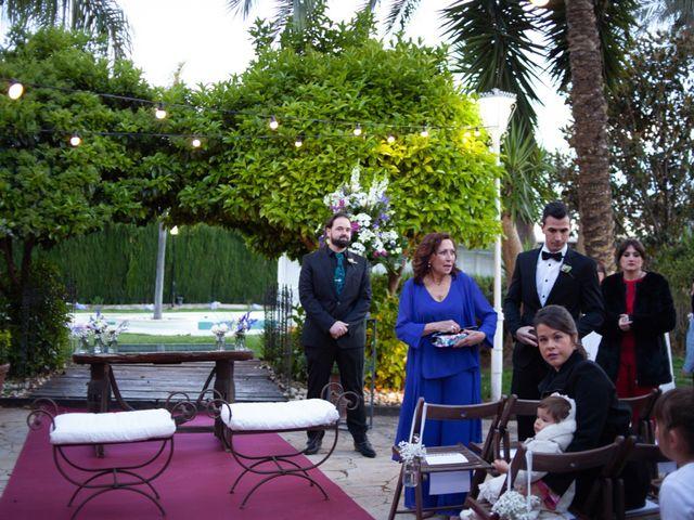 La boda de Alberto y Ana  en Museros, Valencia 17