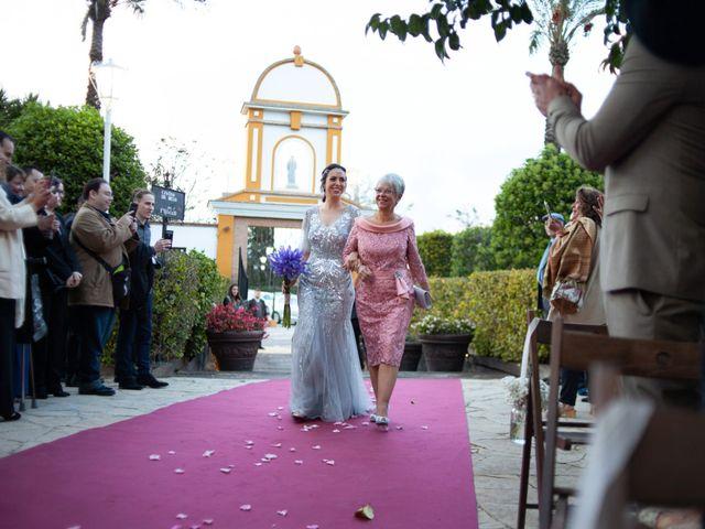 La boda de Alberto y Ana  en Museros, Valencia 18