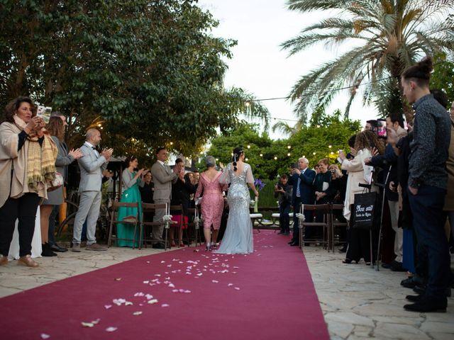 La boda de Alberto y Ana  en Museros, Valencia 19