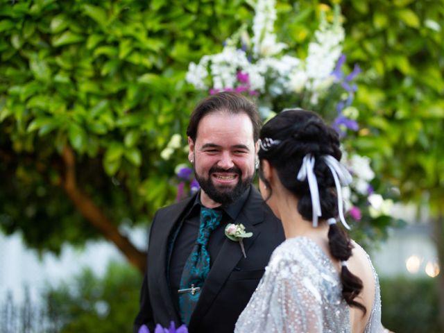 La boda de Alberto y Ana  en Museros, Valencia 21