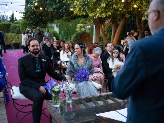 La boda de Alberto y Ana  en Museros, Valencia 22