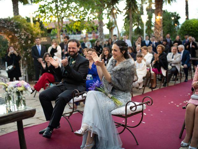 La boda de Alberto y Ana  en Museros, Valencia 25