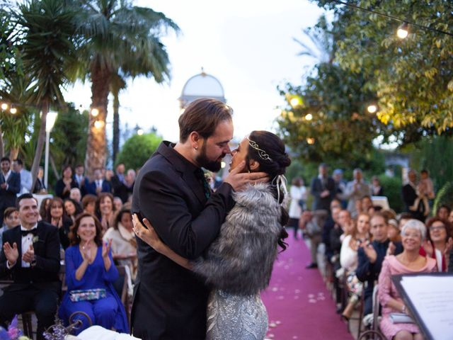 La boda de Alberto y Ana  en Museros, Valencia 28