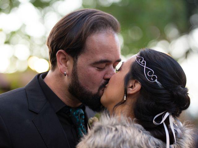 La boda de Alberto y Ana  en Museros, Valencia 29