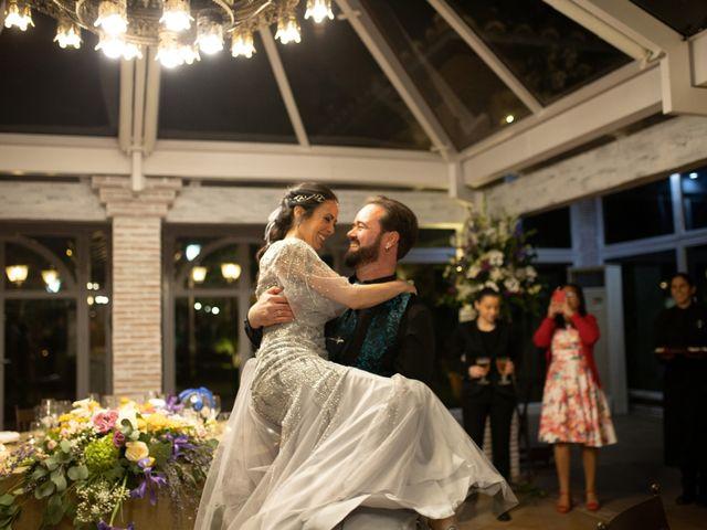 La boda de Alberto y Ana  en Museros, Valencia 34
