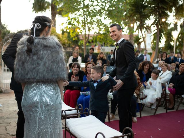 La boda de Alberto y Ana  en Museros, Valencia 26