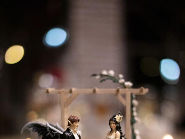 La boda de Alberto y Ana  en Museros, Valencia 35
