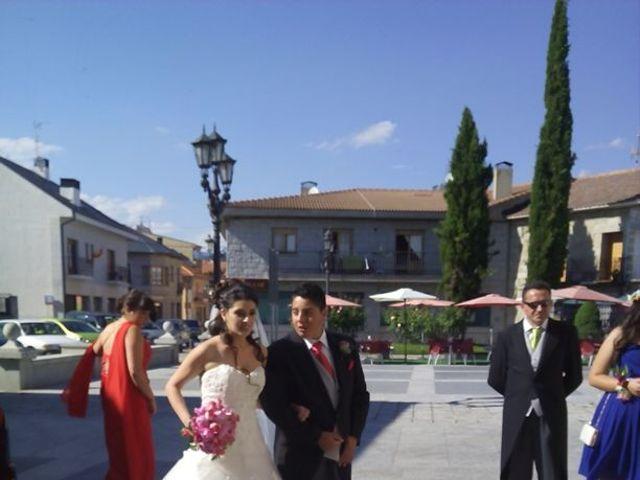 La boda de Alvaro y Tatiana en Alpedrete, Madrid 5