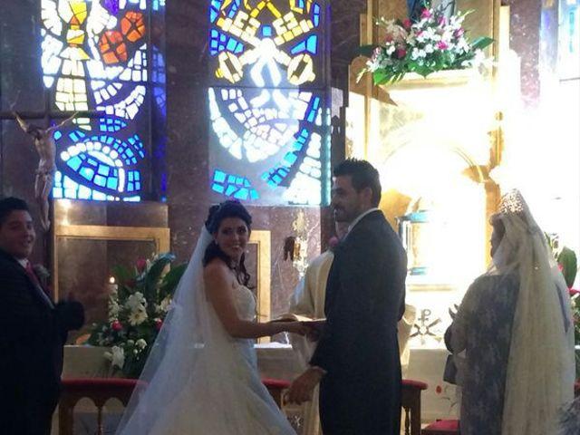 La boda de Alvaro y Tatiana en Alpedrete, Madrid 9
