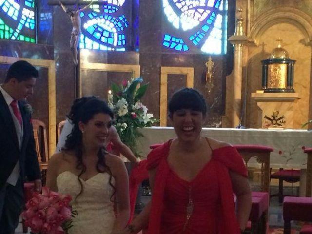 La boda de Alvaro y Tatiana en Alpedrete, Madrid 10
