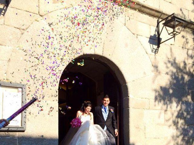 La boda de Alvaro y Tatiana en Alpedrete, Madrid 11