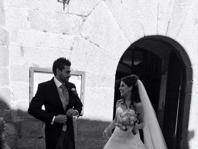 La boda de Alvaro y Tatiana en Alpedrete, Madrid 12
