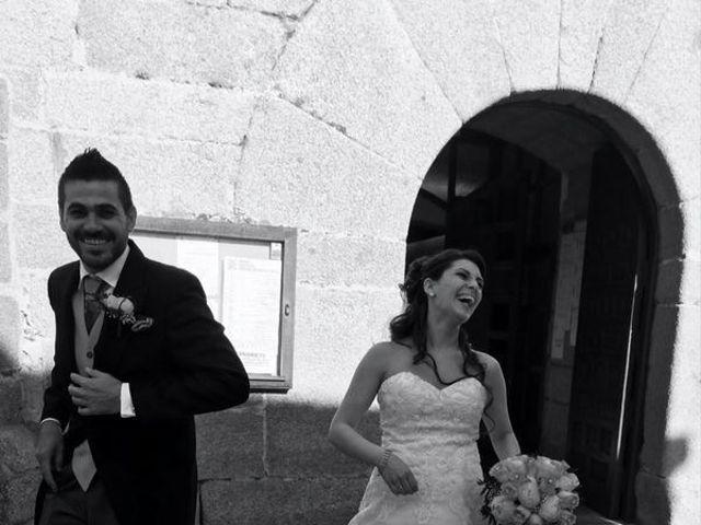 La boda de Alvaro y Tatiana en Alpedrete, Madrid 13
