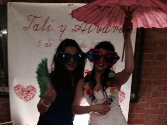 La boda de Alvaro y Tatiana en Alpedrete, Madrid 14