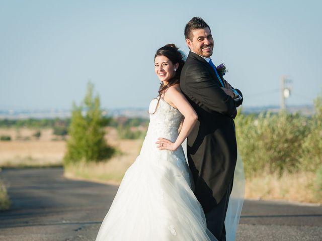 La boda de Alvaro y Tatiana en Alpedrete, Madrid 18