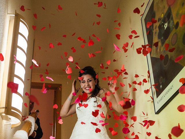 La boda de Alvaro y Tatiana en Alpedrete, Madrid 29