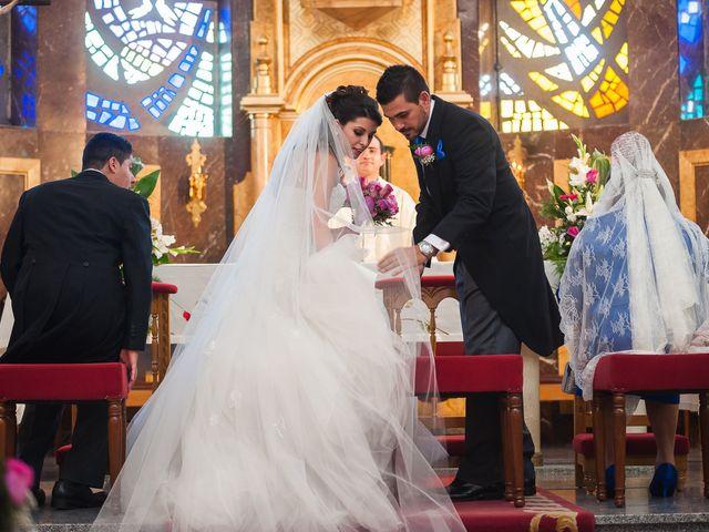 La boda de Alvaro y Tatiana en Alpedrete, Madrid 30