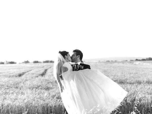 La boda de Alvaro y Tatiana en Alpedrete, Madrid 31