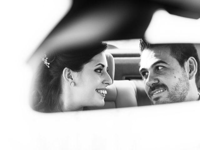 La boda de Alvaro y Tatiana en Alpedrete, Madrid 32