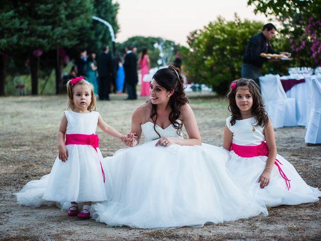 La boda de Alvaro y Tatiana en Alpedrete, Madrid 35