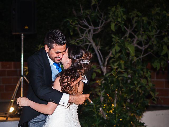 La boda de Alvaro y Tatiana en Alpedrete, Madrid 37