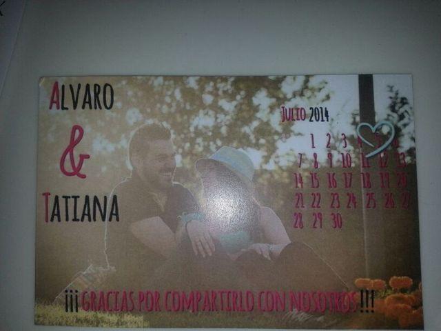 La boda de Alvaro y Tatiana en Alpedrete, Madrid 42