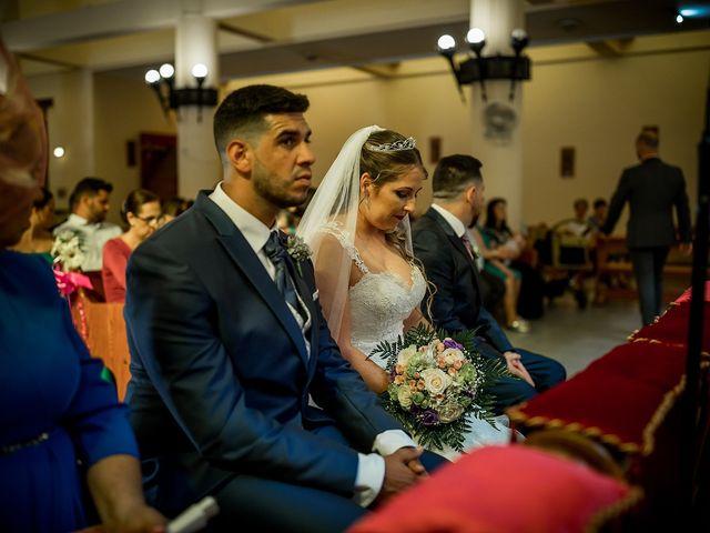 La boda de Adrián y Florentina en Algeciras, Cádiz 12