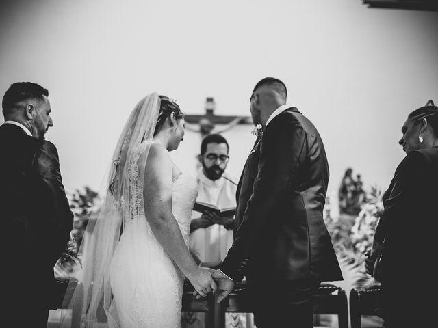La boda de Adrián y Florentina en Algeciras, Cádiz 14