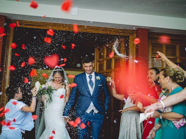La boda de Florentina y Adrián