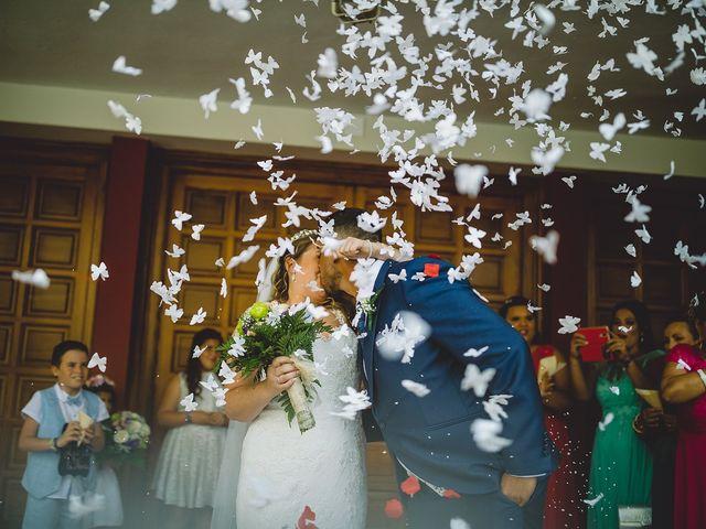 La boda de Adrián y Florentina en Algeciras, Cádiz 1