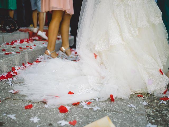 La boda de Adrián y Florentina en Algeciras, Cádiz 20