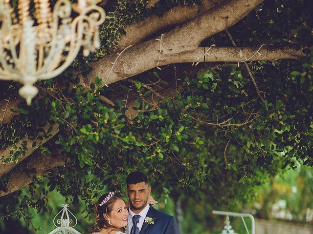 La boda de Adrián y Florentina en Algeciras, Cádiz 35