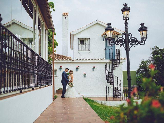 La boda de Adrián y Florentina en Algeciras, Cádiz 42