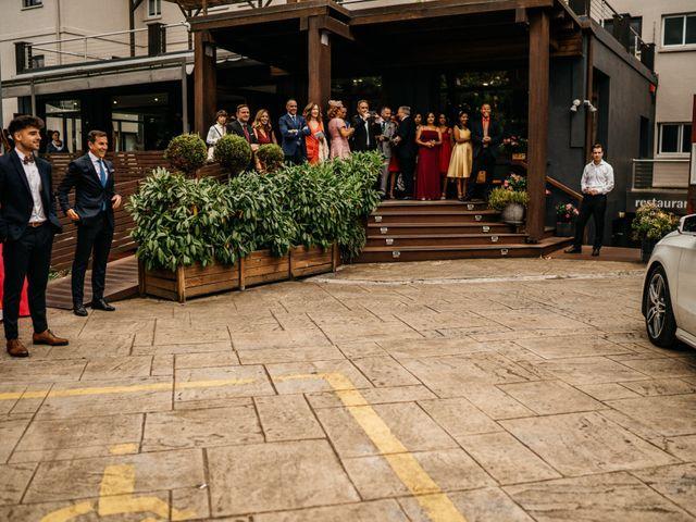 La boda de Nagai y Laura en Hondarribia, Guipúzcoa 9