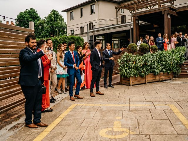 La boda de Nagai y Laura en Hondarribia, Guipúzcoa 10