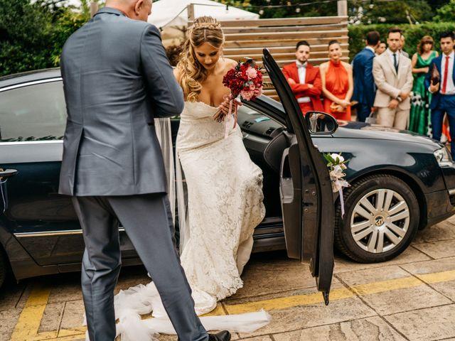 La boda de Nagai y Laura en Hondarribia, Guipúzcoa 18