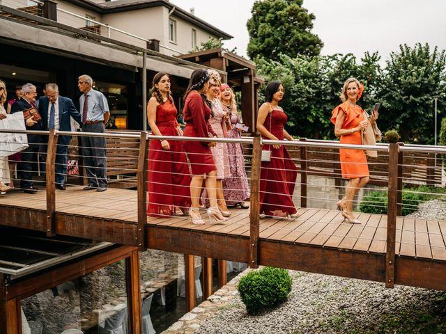 La boda de Nagai y Laura en Hondarribia, Guipúzcoa 24