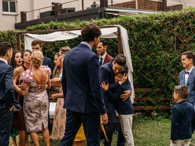 La boda de Nagai y Laura en Hondarribia, Guipúzcoa 30