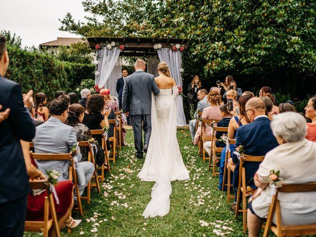 La boda de Nagai y Laura en Hondarribia, Guipúzcoa 34