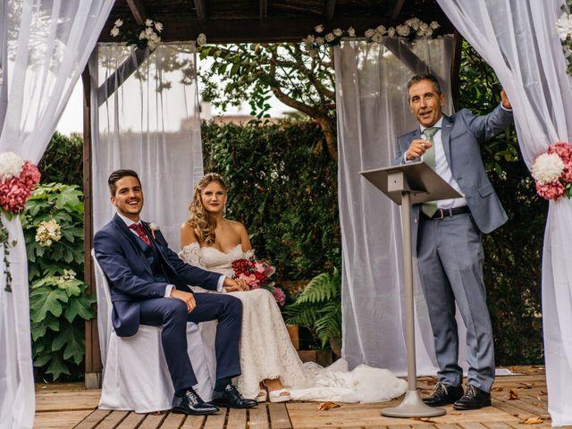 La boda de Nagai y Laura en Hondarribia, Guipúzcoa 42