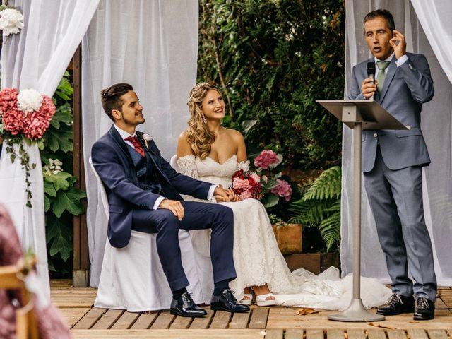 La boda de Nagai y Laura en Hondarribia, Guipúzcoa 44