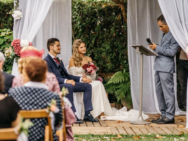 La boda de Nagai y Laura en Hondarribia, Guipúzcoa 45