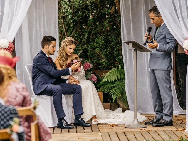 La boda de Nagai y Laura en Hondarribia, Guipúzcoa 46