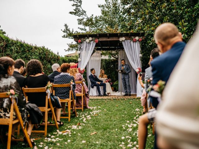 La boda de Nagai y Laura en Hondarribia, Guipúzcoa 55