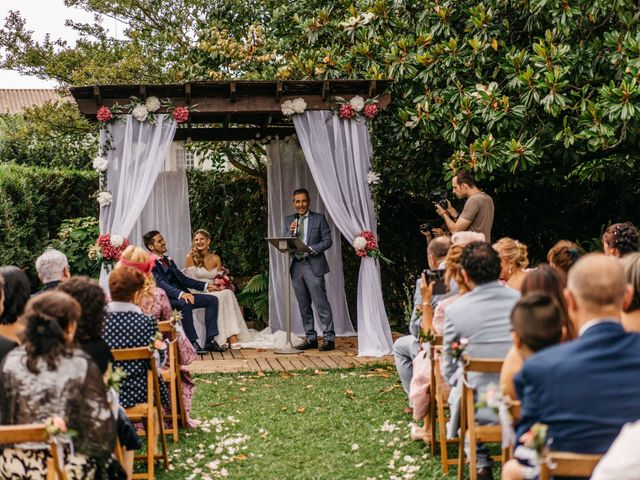 La boda de Nagai y Laura en Hondarribia, Guipúzcoa 56