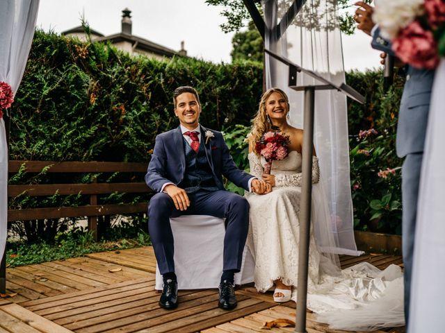 La boda de Nagai y Laura en Hondarribia, Guipúzcoa 57