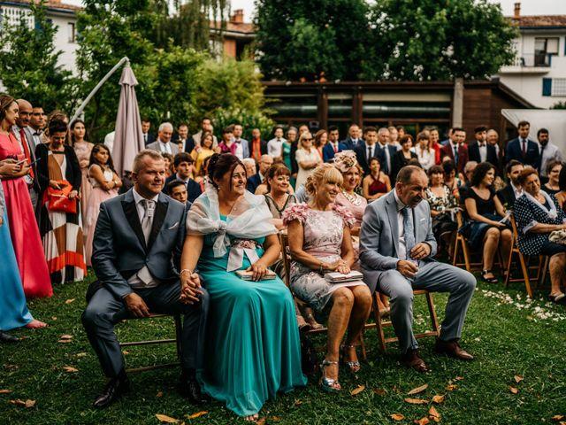 La boda de Nagai y Laura en Hondarribia, Guipúzcoa 58