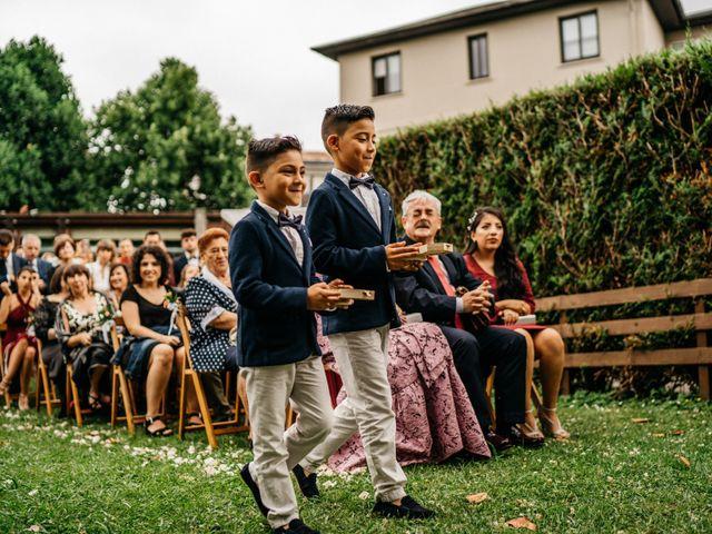 La boda de Nagai y Laura en Hondarribia, Guipúzcoa 60