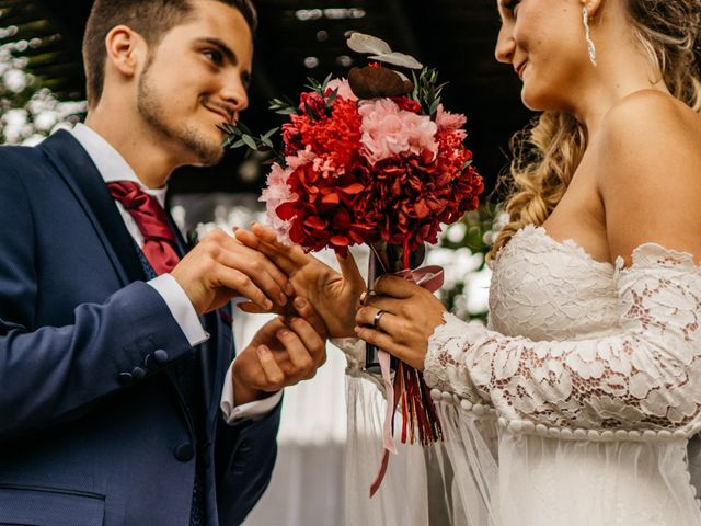 La boda de Nagai y Laura en Hondarribia, Guipúzcoa 63